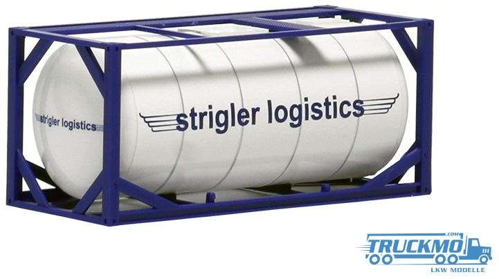 AWM Strigler Logistics 20ft. Tankcontainer 492026