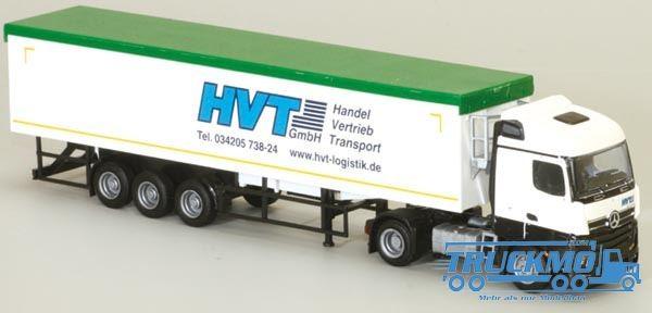 AWM H V T MB Actros2 Streamline Kippsattelzug LKW Modell