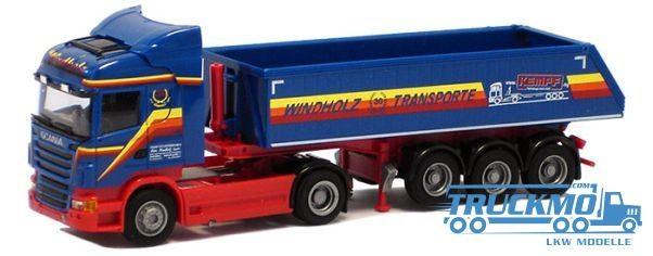 "AWM Windholz Scania ""09"" Highl./Aerop. - Eckmulden-SZ"