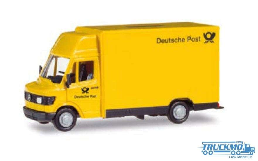 Herpa Basic Deutsche Post Mercedes-Benz 207D Kögel 094207
