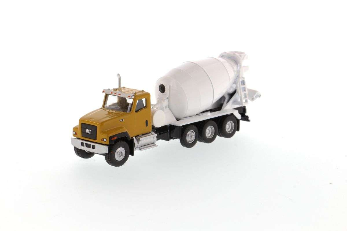 Diecast Masters CAT CT681 Concrete Mixer 85512