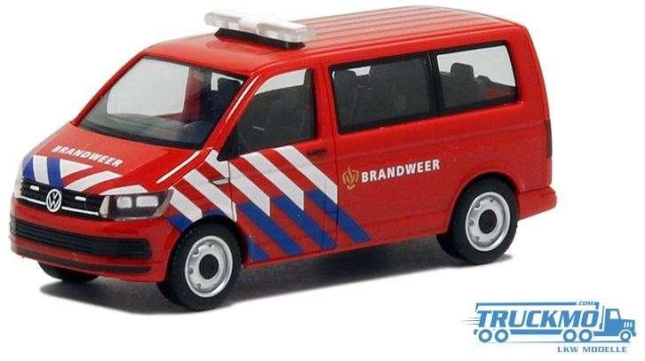 Herpa Brandweer Niederlande VW T6 930987