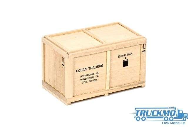 WSI WOODEN BOX - LENGHT 11 CM 12-1017