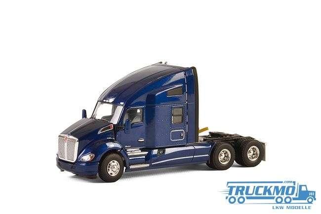 WSI USA Basic Line KENWORTH T680 6x4 DARK BLUE 33-2027