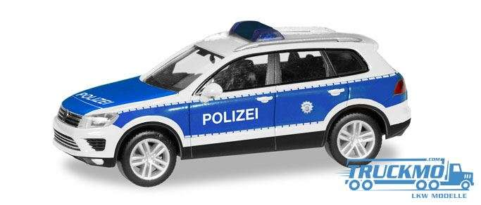 Herpa Bundespolizei VW Toureg 093637