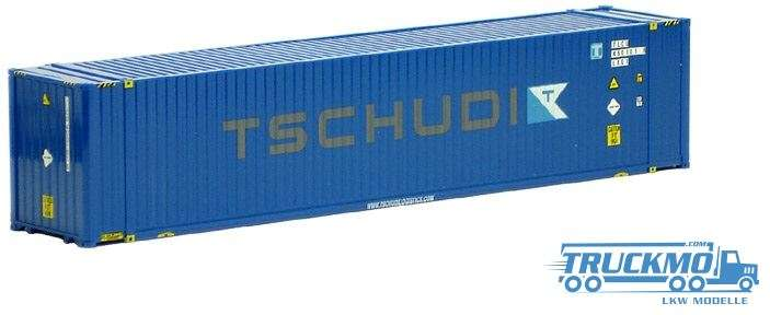 AWM Tschudi 45ft. HighCube Container 491765