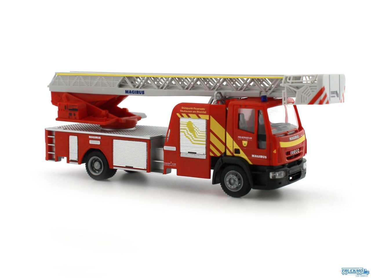 Rietze Feuerwehr Neuhausen Iveco DLK 32 68555