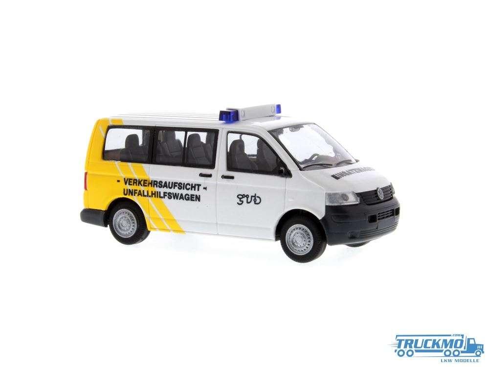 Rietze Verkehrsaufsicht-Unfallhilfewagen Gera Volkswagen T5 51890