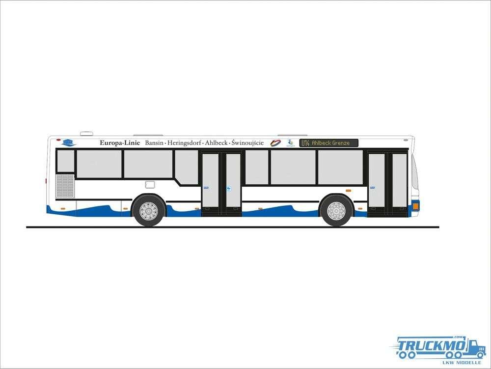 Rietze Ostseebus MAN NL 202-2 75017