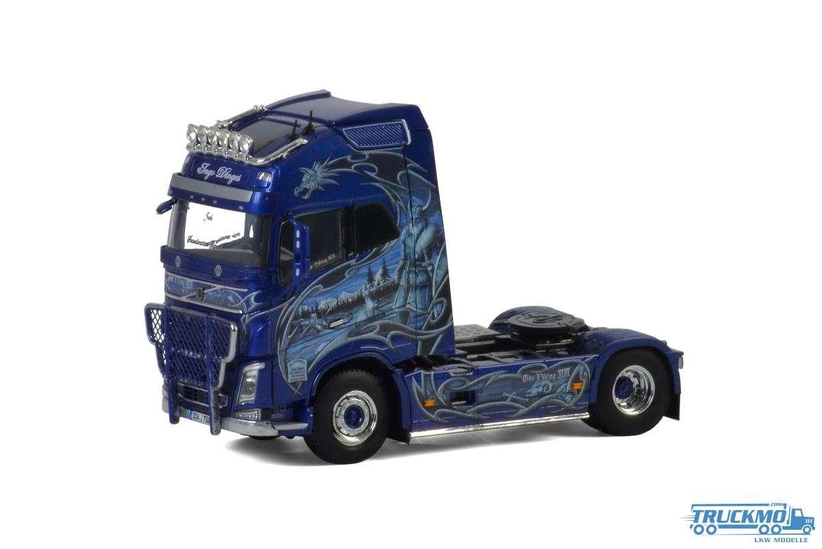 WSI Ingo Dinges LKW Modell Volvo FH4 Globetrotter XL 01-2615