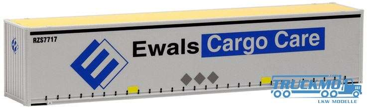 AWM Ewals Cargo Care, 45ft. open side Container 491734