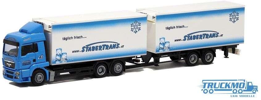 AWM Staber Trans MAN TGS LX Hängerzug 54422