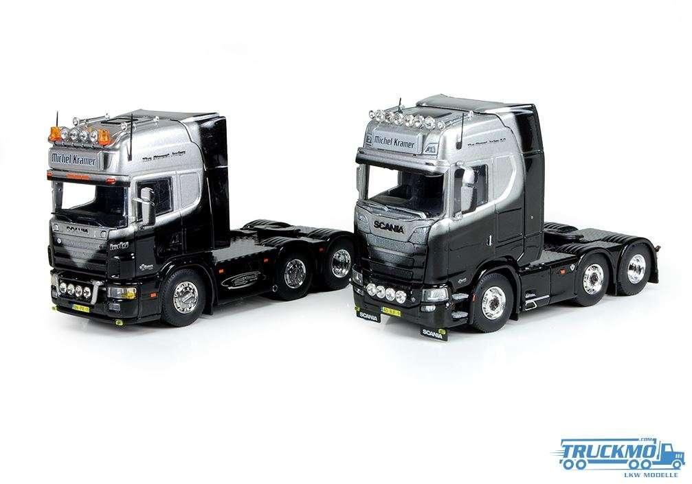 Tekno Michael Kramer SET Scania S580 + Scania 164 72182
