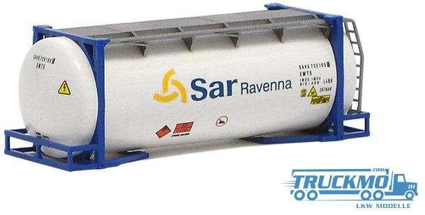 AWM Sar Ravenna 20ft. van-Hool Tankcontainer überlang 491186