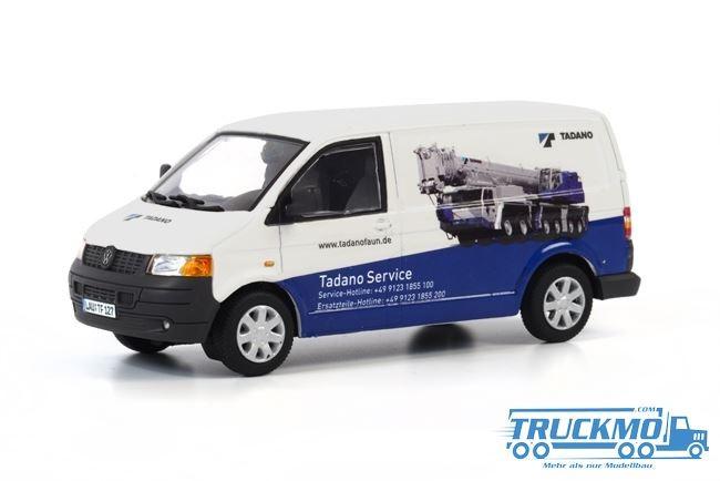 WSI Tadano VW Transporter
