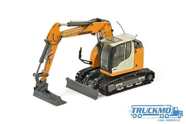 """WSI Liebherr R914 Compact Excavator Update """"Tier IV"""" Emission Standard 64-2001"""