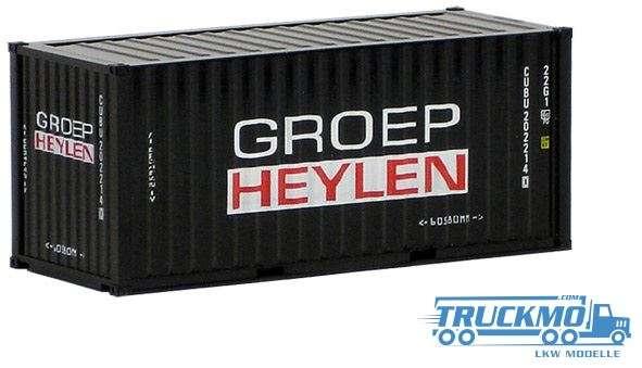 AWM Heylen Groep 20ft. Container 491407