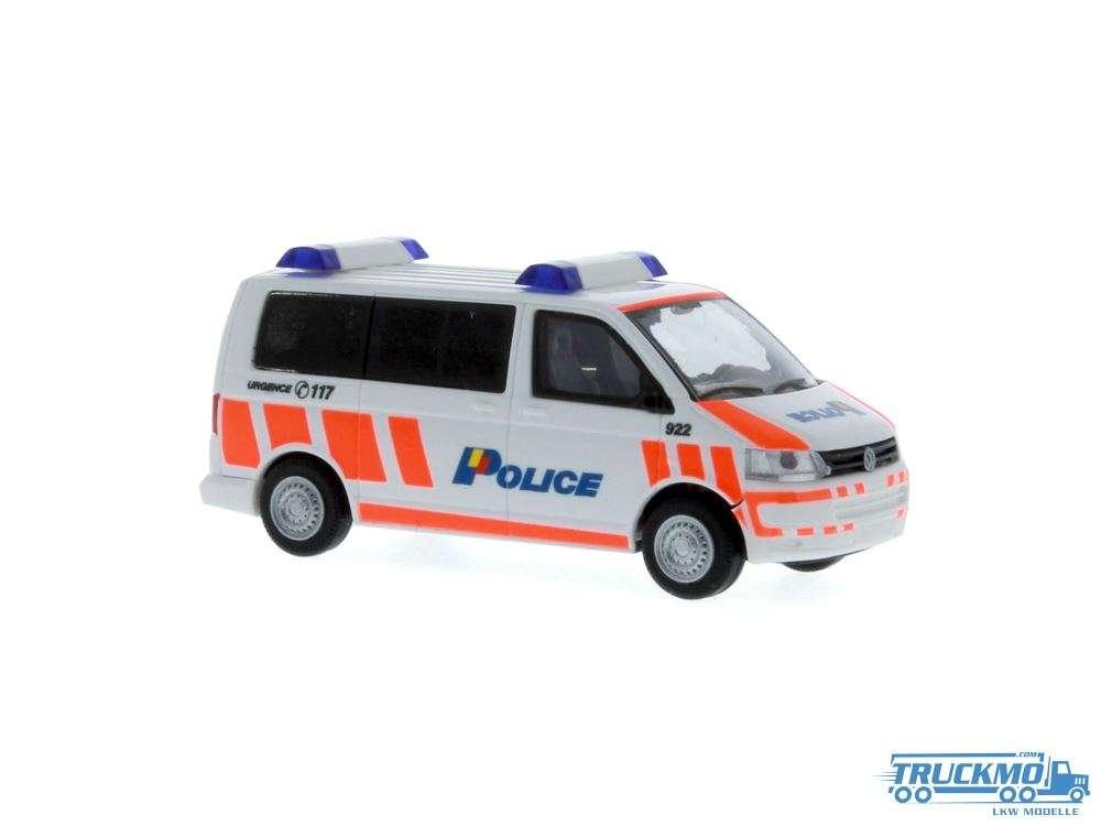 rietze police geneve volkswagen t5 10 53433. Black Bedroom Furniture Sets. Home Design Ideas