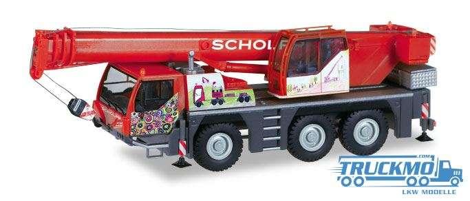 Herpa Scholpp Kinderkran Liebherr Mobilkran LTM 1045/1 309110