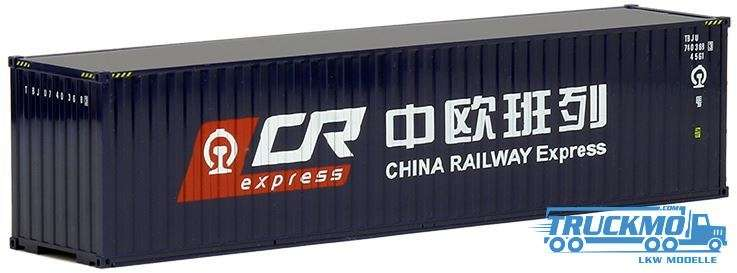 AWM China Railway Express 40ft. HighCube Container 491714