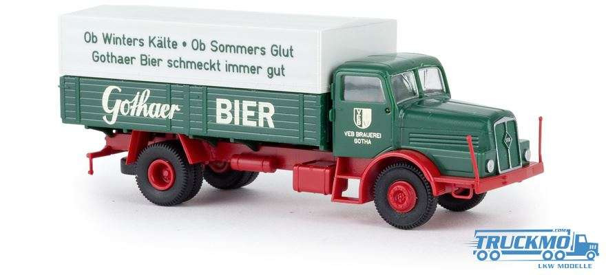Brekina Gothaer Bier IFA H6 PP 71034