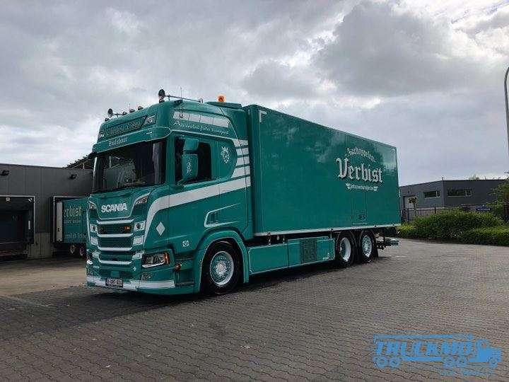 Tekno Verbist Scania NG R-Serie Highline Motorwagen 75577