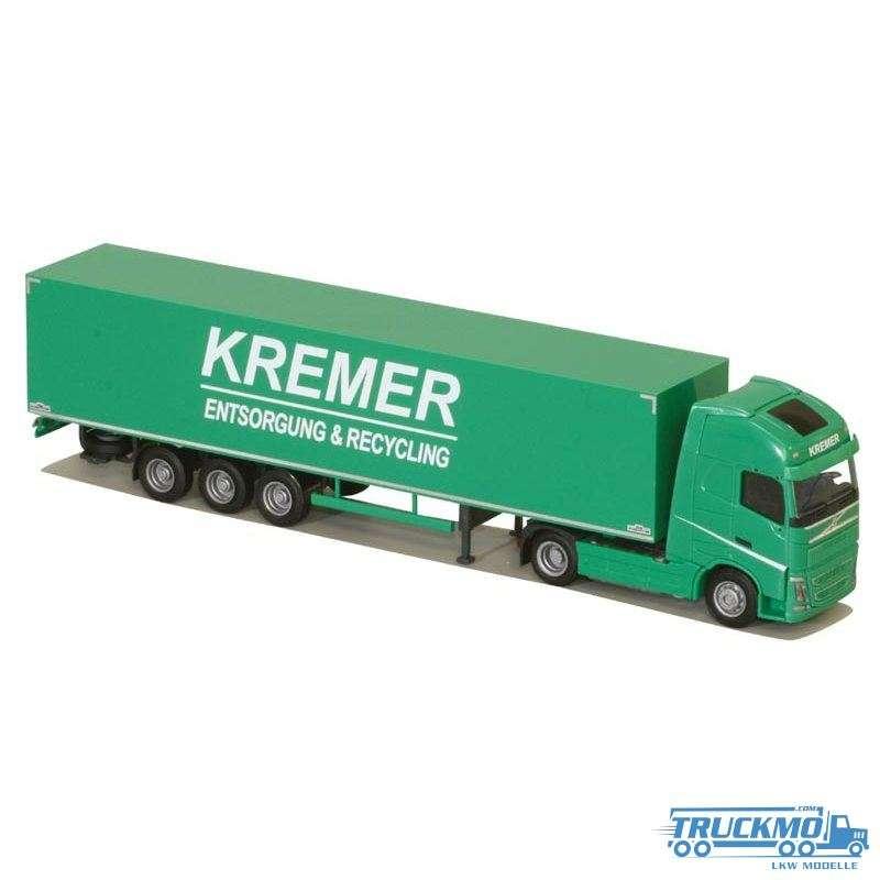 AWM Kremer Volvo FH12 Globetrotter XL Kofferauflieger 75259