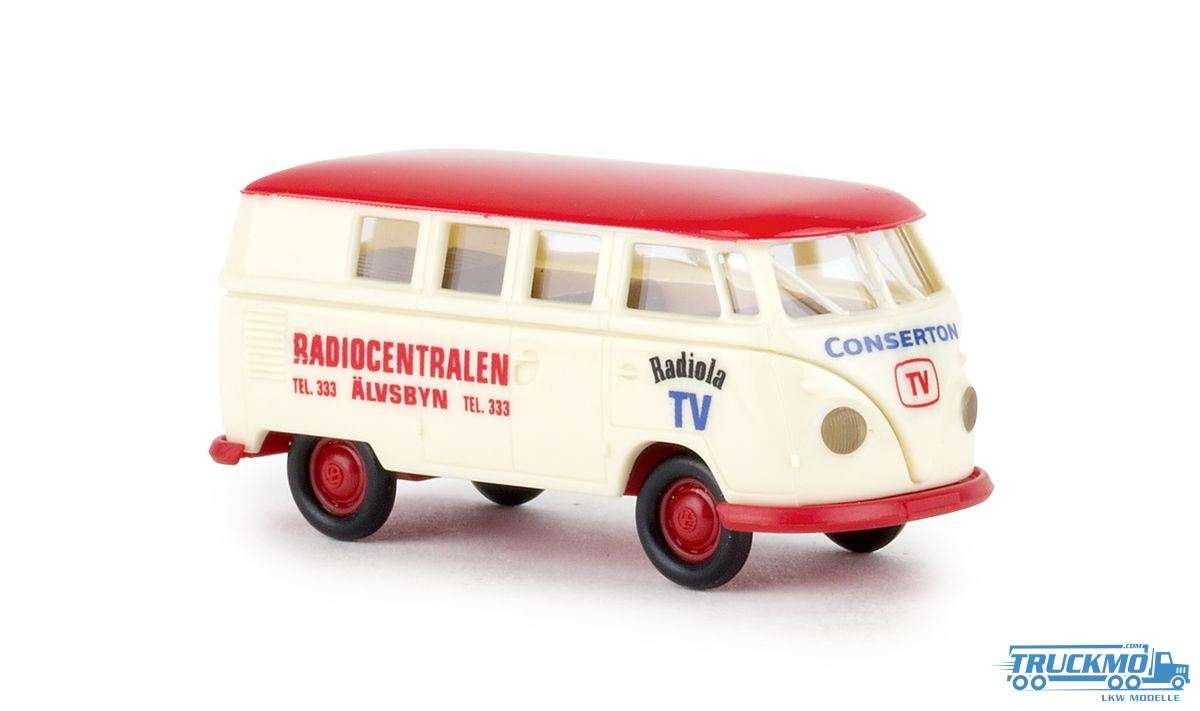 Brekina Radiocentralen VW Kombi T1b 31594