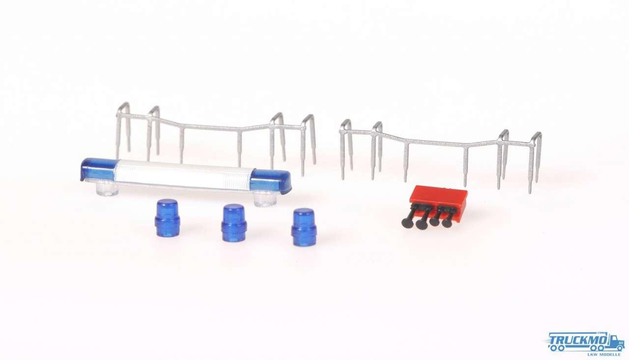Rietze Blaulichtsatz mit Astabweiser 70194