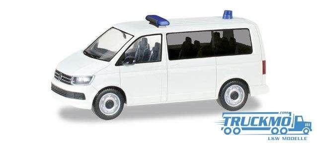 Herpa MiniKit: VW T6 Bus weiß 012904