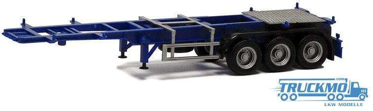 Herpa Container-Trailer 30ft 480108