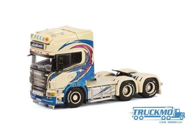 WSI Aaltonen Scania R Topline Lkw-Modell