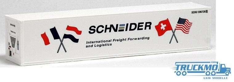 AWM Schneider 40ft. Kühlcontainer 491508