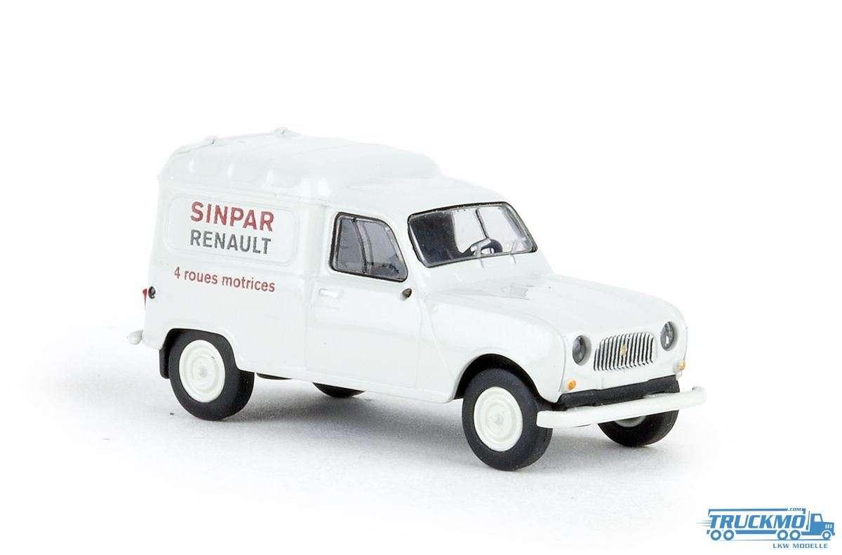 Brekina Sinpar-Renault Renault R4 14745