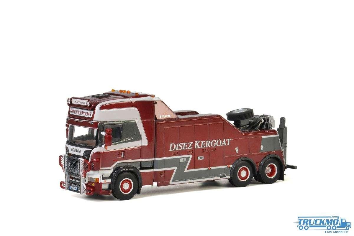 WSI Disez Kergoat Scania R6 Topline Falkom 01-2854