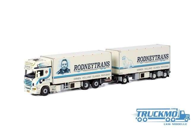 WSI Rodneytrans LKW Scania R Topline Hängerzug Modell