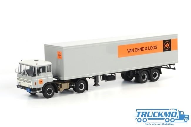 WSI Van Gend & Loos DAF 2600 Kofferauflieger