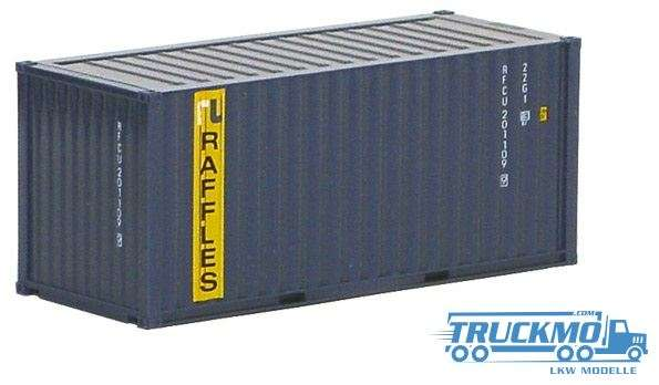 AWM Raffles 20ft. Container 491364