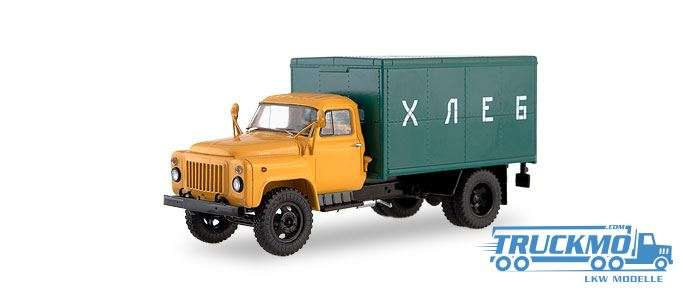 Start Scale Models GAZ-52 Kastenaufbau 83SSM1328