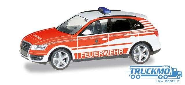 Herpa Feuerwehr Ransbach-Baumbach Audi Q5 Kommandowagen 092975