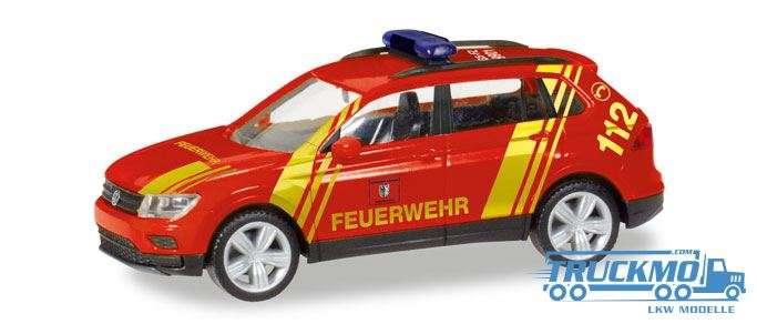 Herpa Feuerwehr Goslar VW Tiguan 093194