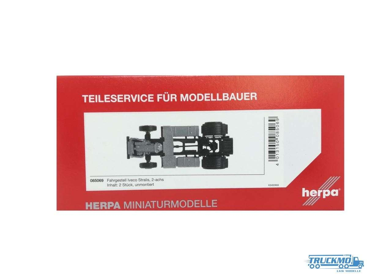 Herpa Fahrgestell Iveco Stralis 085069