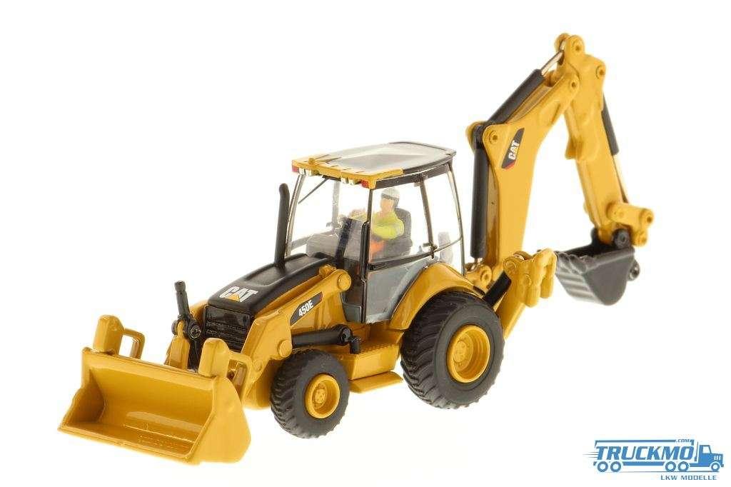 Diecast Masters CAT 450E Baggerlader 85263