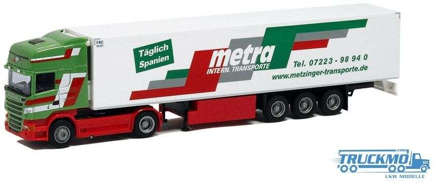AWM Metra Scania R09 Topline Kühlauflieger 74926