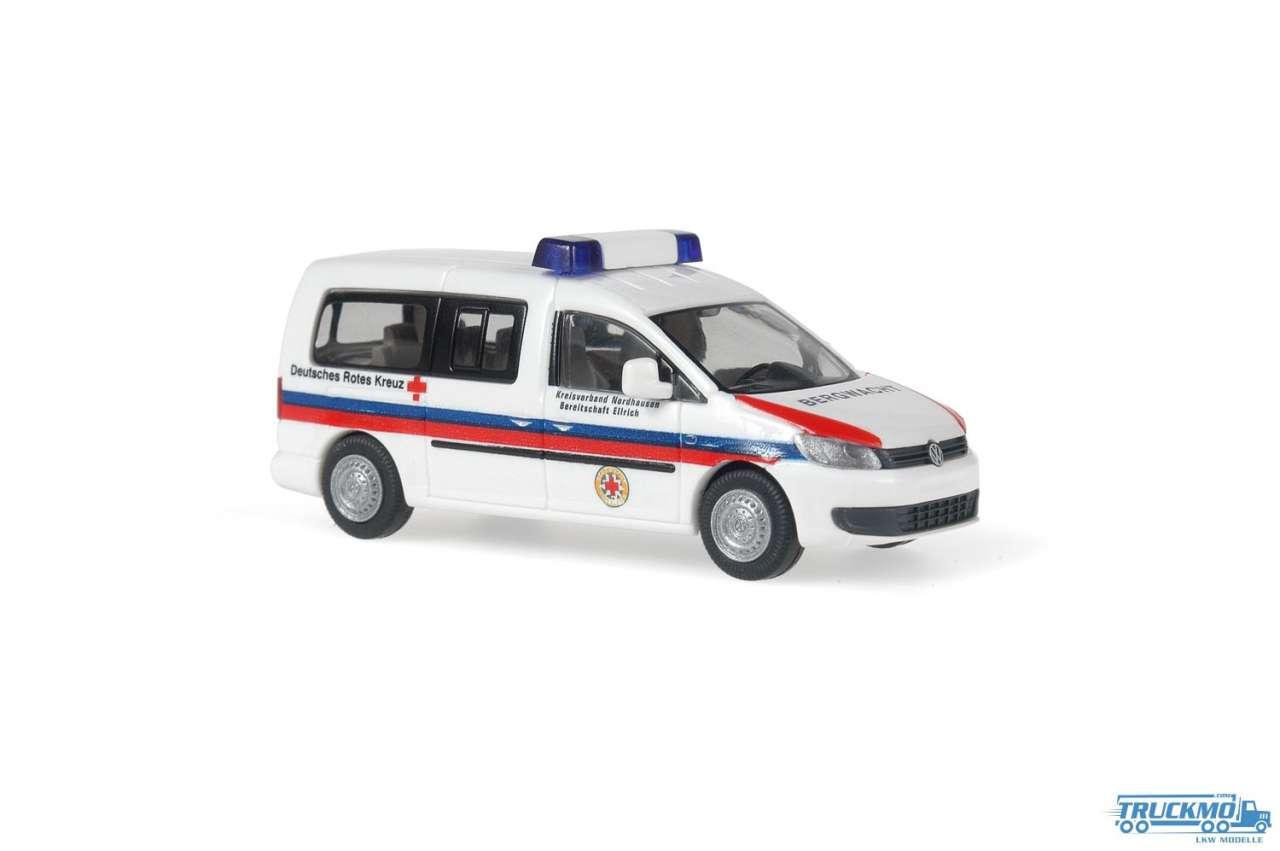 Rietze DRK Bergwacht Ellrich Volkswagen Caddy Maxi 11 52702