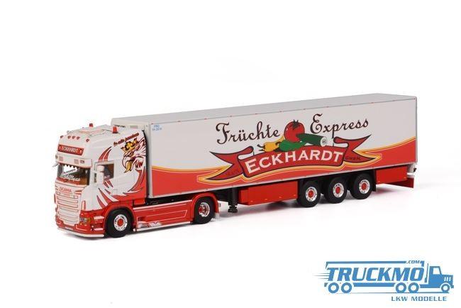 WSI Eckhardt Scania R Topline Kühlauflieger Thermoking (3 Achs)