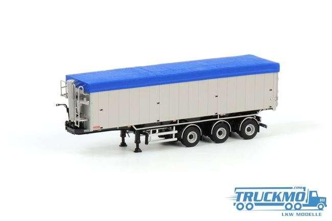 WSI models Volumenkippauflieger (3-Achs) 03-1105