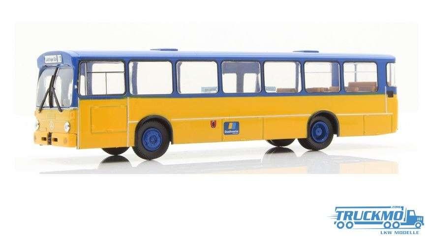 Brekina Kaiserslautern Mercedes Benz 305 50777