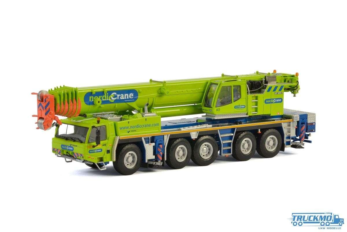 WSI Nordic Crane Tadano ATF220G-5 Euro 3 51-2022