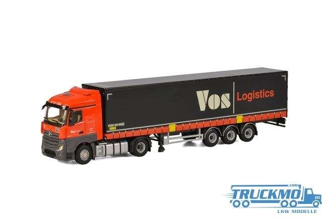 WSI Vos Logistics Mercedes Benz Arocs Planenauflieger 01-1855